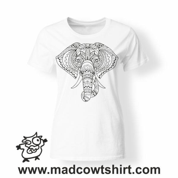 000015 Elefante Tshirt Uomo Donna Bambino 1