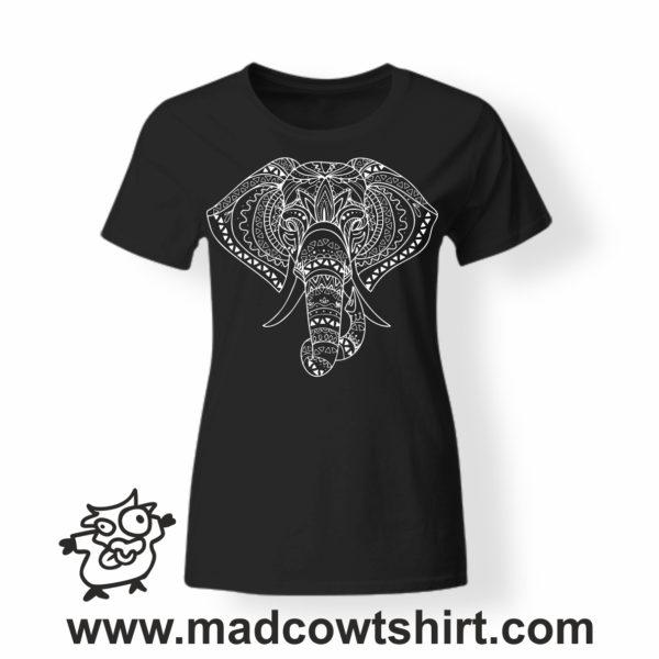 000015 Elefante Tshirt Uomo Donna Bambino 2