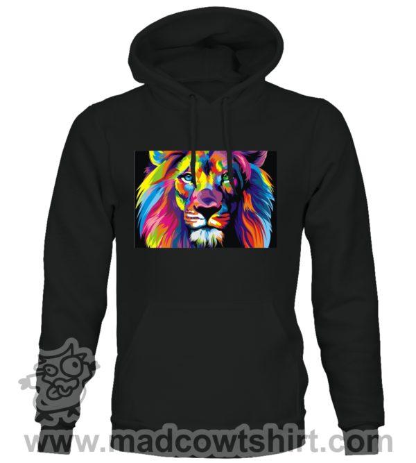 000117 lion art Unisex Sweatshirt or Hoodie 1