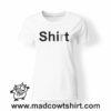 0159 shirt tshirt bianca donna