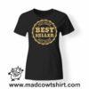 0160 best seller tshirt nera donna