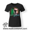 0176 hawaii surfing tshirt nera donna