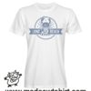 0177 long beach tshirt bianca uomo