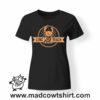 0177 long beach tshirt nera donna