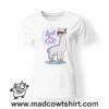 0179 cool alpaca tshirt bianca donna