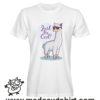 0179 cool alpaca tshirt bianca uomo