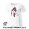 0181 rainbow unicorn tshirt bianca donna