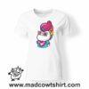 000183 cool unicorn T-shirt Man Woman Child 7