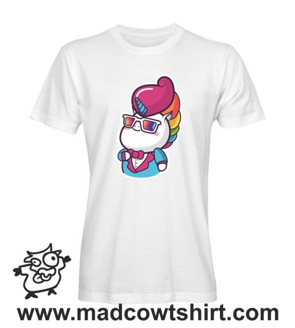 000183 cool unicorn T-shirt Man Woman Child 2