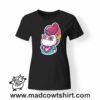 000183 cool unicorn T-shirt Man Woman Child 6