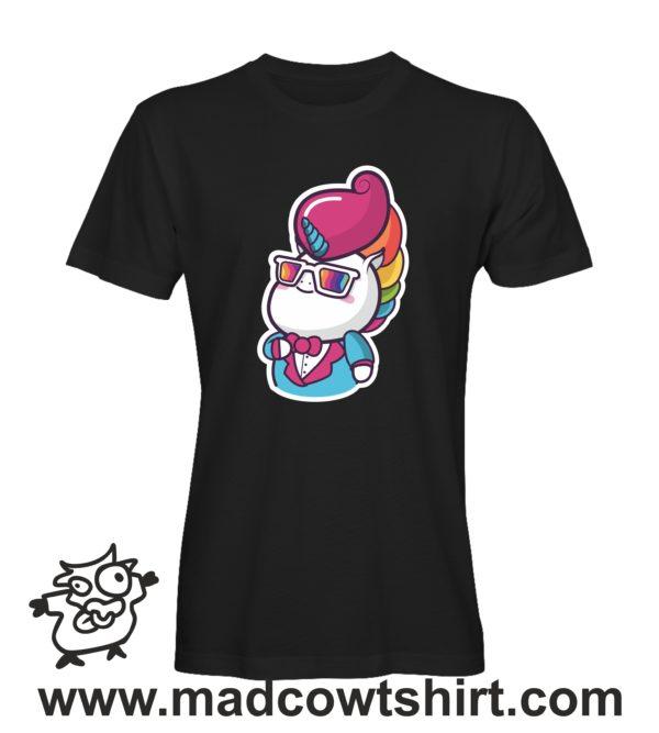 000183 cool unicorn T-shirt Man Woman Child 1