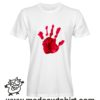 000195 red ink T-shirt Man Woman Child 7