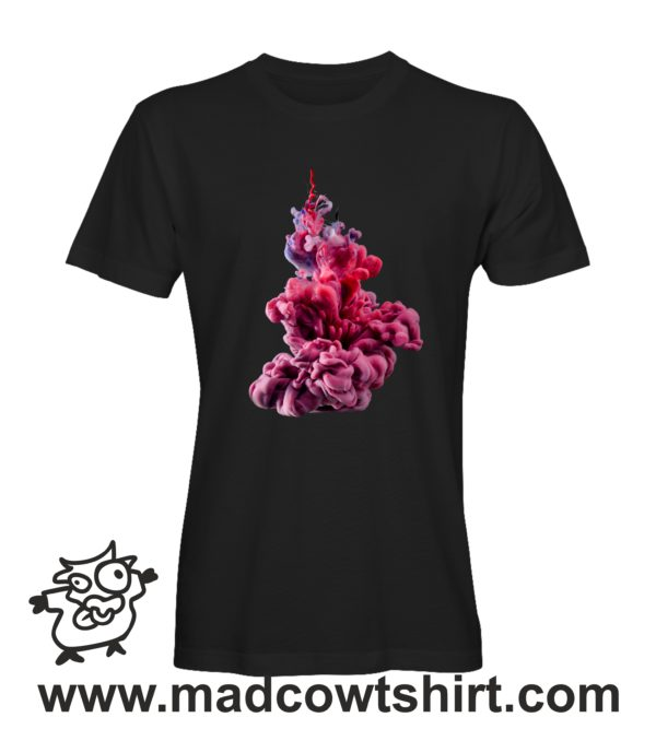 000195 red ink T-shirt Man Woman Child 1