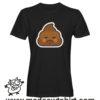 000198 cool poop T-shirt Man Woman Child 7
