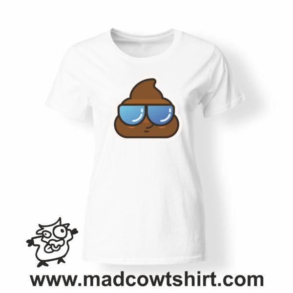 000198 cool poop T-shirt Man Woman Child 3