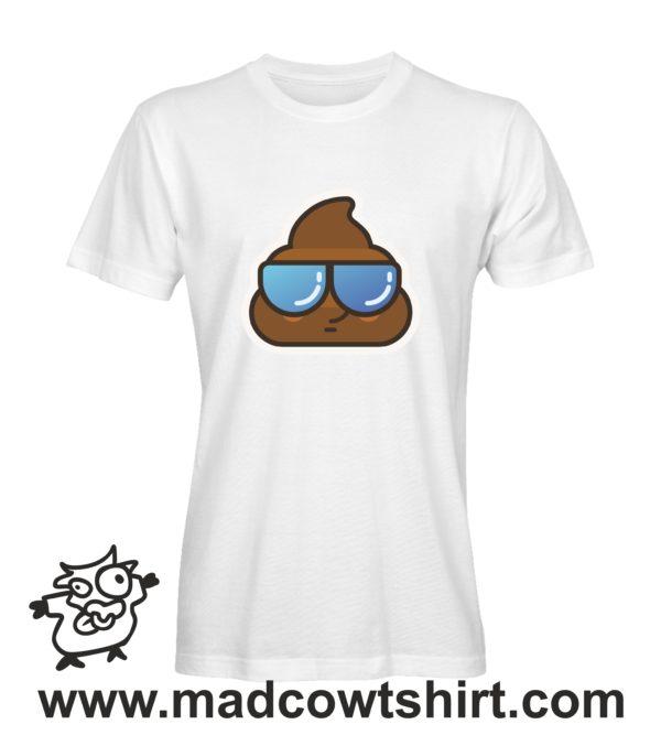 000198 cool poop T-shirt Man Woman Child 1