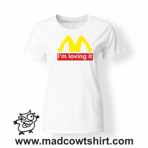 000208 im loving it T-shirt Man Woman Child 3