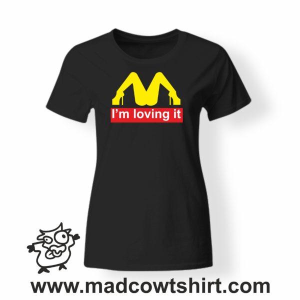 000208 im loving it T-shirt Man Woman Child 4