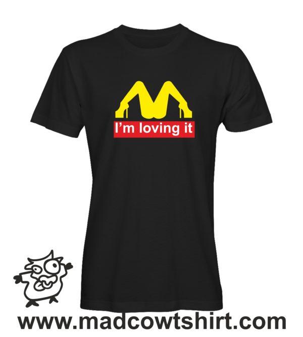 000208 im loving it T-shirt Man Woman Child 2