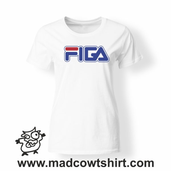 000210 figa T-shirt  Man Woman Child 3