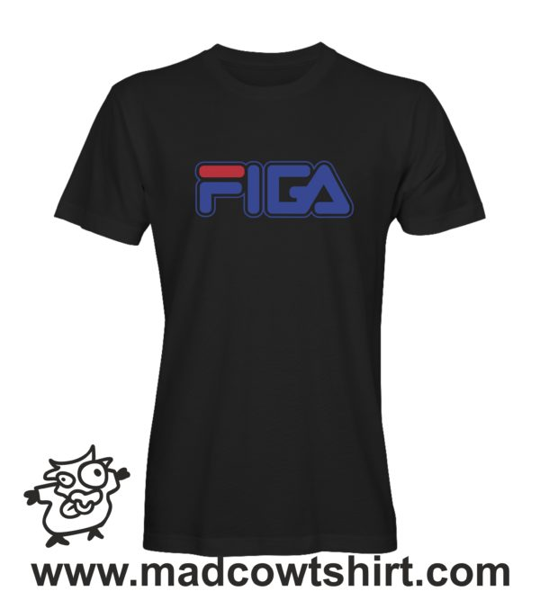 000210 figa T-shirt  Man Woman Child 2
