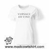 0211 versace er vino tshirt bianca donna