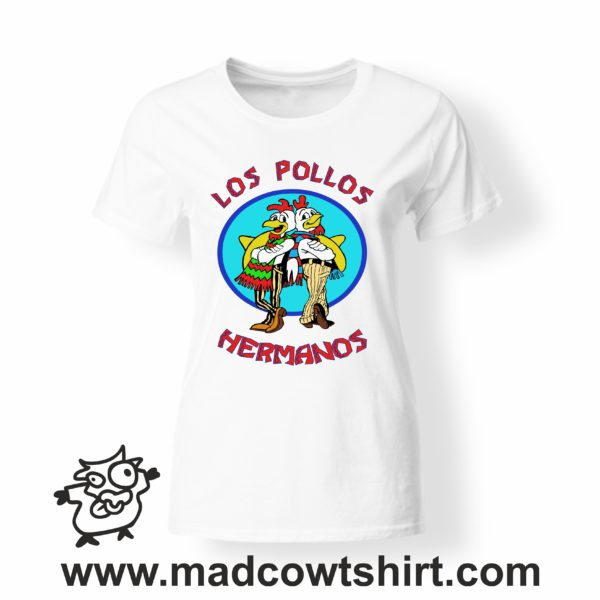 000213 los pollos hermanos T-shirt Man Woman Child 4