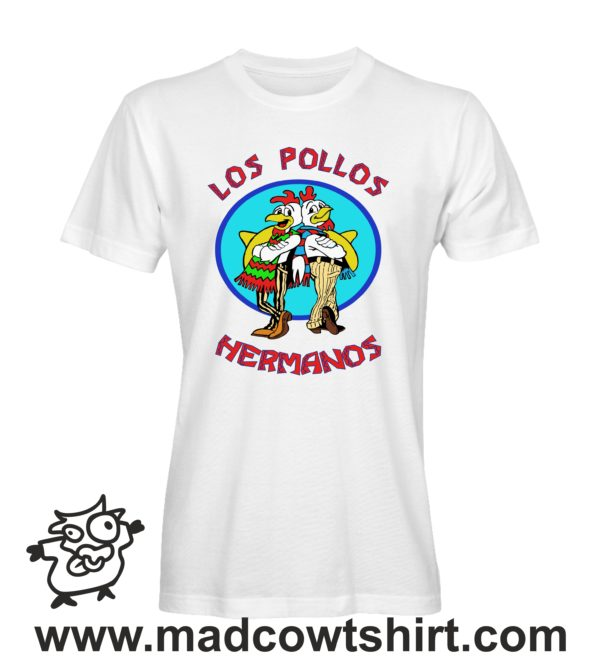 000213 los pollos hermanos T-shirt Man Woman Child 2
