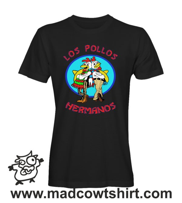 000213 los pollos hermanos T-shirt Man Woman Child 1