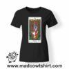 0217 lappeso tshirt nera donna