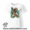 0224 smile sloth tshirt bianca donna