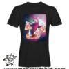 000225 pizza sloth T-shirt Uomo Donna Bambino 5