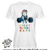 000225 pizza sloth T-shirt Uomo Donna Bambino 6