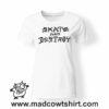 0227 skate and destroy tshirt bianca donna