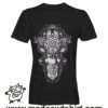 000228 angry gorilla T-shirt Uomo Donna Bambino 6