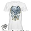 000231 goat skeleton T-shirt Man Woman Child 10