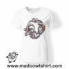 0231 goat skeleton tshirt bianca donna