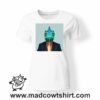 0236 funny chamaleon paint tshirt bianca donna