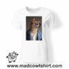 0241 funny shiba paint tshirt bianca donna