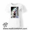0245 horror clow tshirt bianca donna