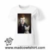 0246 david bowie cat tshirt bianca donna