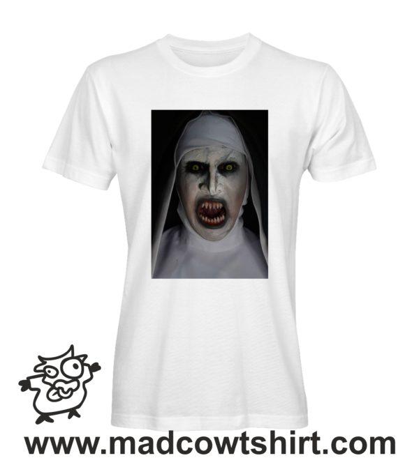 000247 horror nun T-shirt Man Woman Child 2