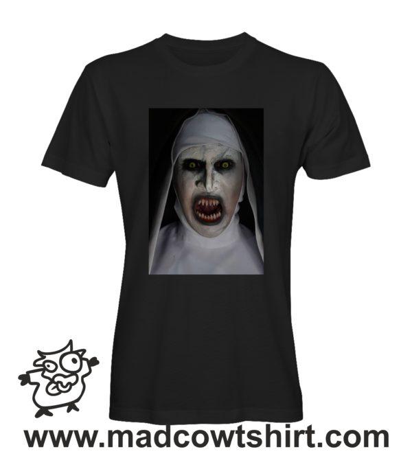 000247 horror nun T-shirt Man Woman Child 1