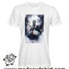 0251 mystic world tshirt bianca uomo
