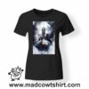 0251 mystic world tshirt nera donna