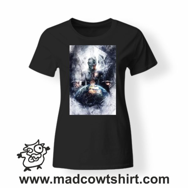 000251 mystic world T-shirt Man Woman Child 3