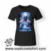 0256 mind energy tshirt nera donna