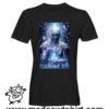 0256 mind energy tshirt nera uomo