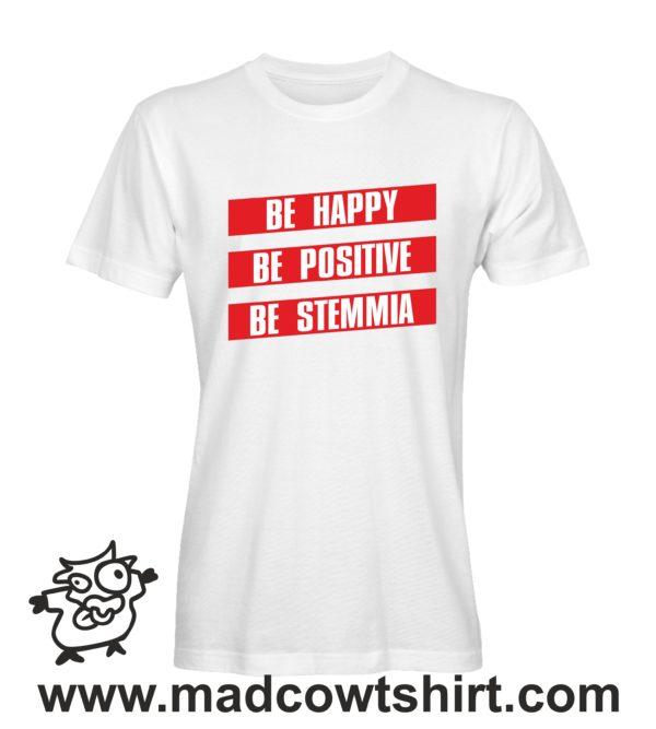 000257 be stemmia T-shirt Uomo Donna Bambino 2