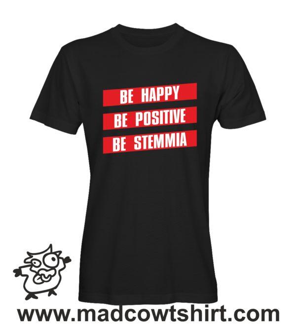000257 be stemmia T-shirt Uomo Donna Bambino 1